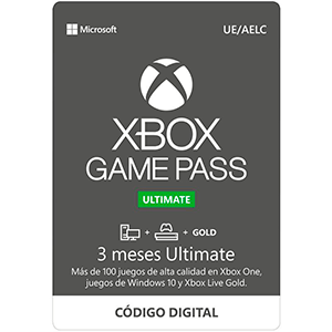 Xbox Game Pass Ultimate - 3 Meses
