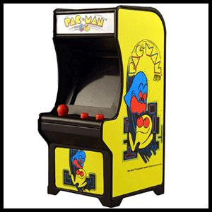 Llavero Pac-Man 10cms