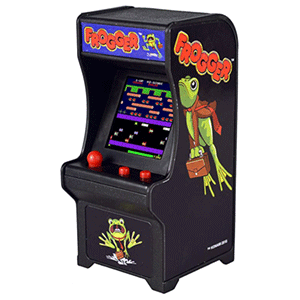 Llavero Frogger 10cms