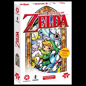 Puzzle The Legend of Zelda The Wind Waker 360 piezas