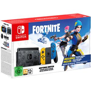 Nintendo Switch Edición Especial Fornite
