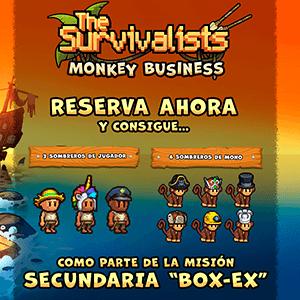 The Survivalist - DLC 9 sombreros XONE