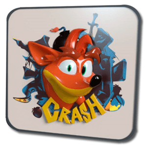 Lámpara de Pared Crash Bandicoot