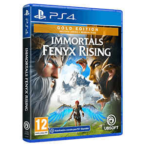 Immortals Fenyx Rising Gold Edition