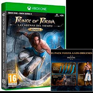 Prince of Persia: Las Arenas del Tiempo Remake