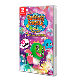 Bubble Bobble 4 Friends - Baron is Back