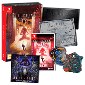 Hellpoint Signature Edition