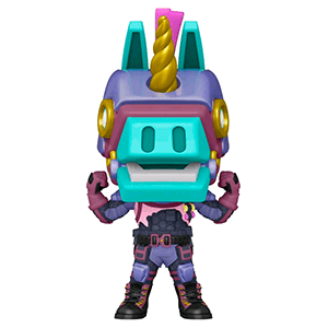 Figura Fortnite Bash Pop Glam Edición Especial NYCC