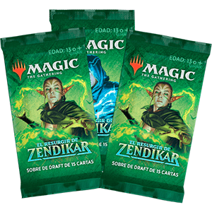 Sobre Magic the Gathering: El Resurgir de Zendikar
