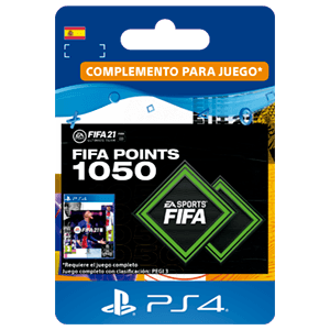 FIFA 21 Ultimate Team 1050 Points PS4