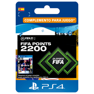 FIFA 21 Ultimate Team 2200 Points PS4