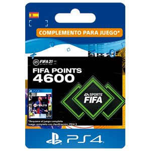 FIFA 21 Ultimate Team 4600 Points PS4
