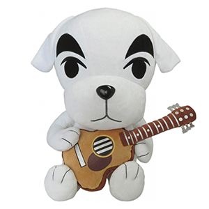 Peluche Animal Crossing: Totakeke 20cms