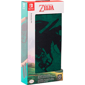 PowerA Protection Kit Legend of Zelda -Licencia oficial-