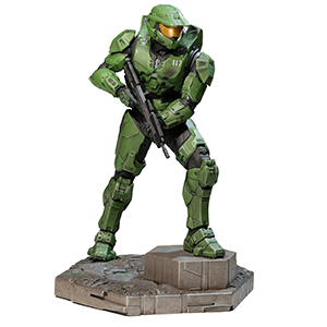 Estatua Halo Infinite: Master Chief 26cm