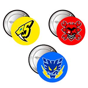 Zoids Wild Blast Unleashed - Set de 3 chapas