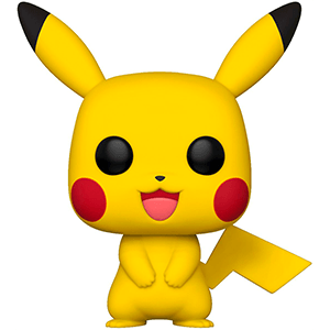 Figura Pop Pokemon S1: Pikachu