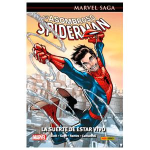 El Asombroso Spiderman nº 46. La suerte de estar vivo