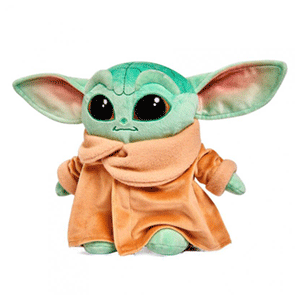 Peluche Baby Yoda 25cms