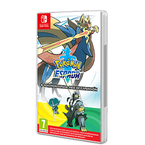 Pokémon Espada + Expansion Pass