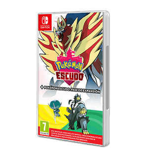 Pokémon Escudo + Expansion Pass