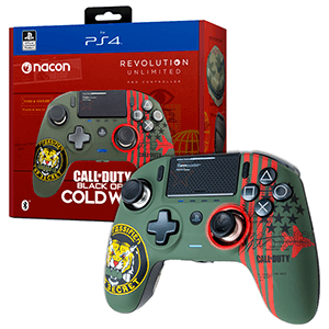 Mando Nacon Pro Revolution Unlimited - Ed. COD Black Ops Cold War
