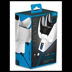 Cargador Dual Mandos PS5 Stealth SP-C100V