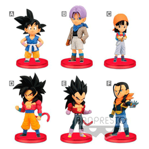 Figura Dragon Ball GT: World Collect Vol.1