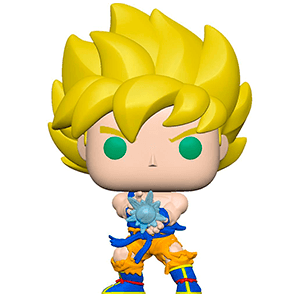 Figura Pop Dragon Ball Z: SS Goku con Kamehameha