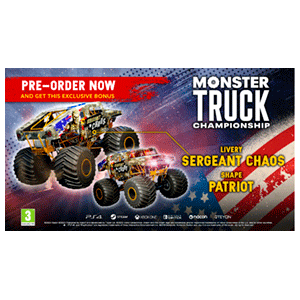 Monster Truck Championship - DLC Pack Patriot
