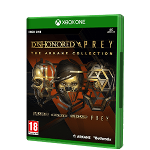 Dishonored & Prey The Arkane Collection