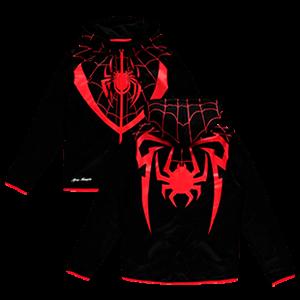 Sudadera Spider-Man Miles Morales Talla S