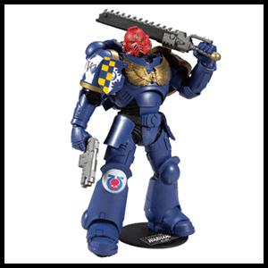 Figura Warhammer 40.000: Marine Espacial Primaris 18cm