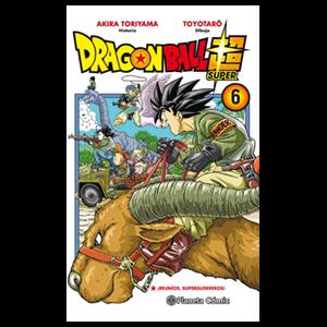 Dragon Ball Super nº 6