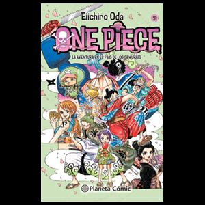 One Piece nº 91