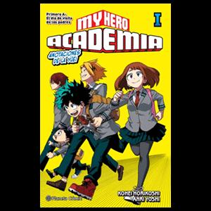 My Hero Academia Novela nº 1