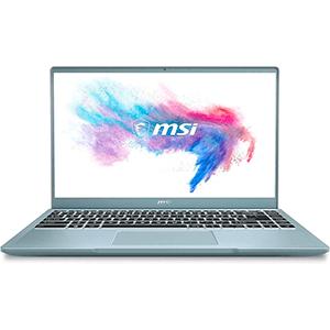 "Msi Modern 14 B10RBSW-064XES - i7-10510U - MX350 - 16GB - 512GB SSD - 14"" - FreeDOS - Ordenador Portátil"