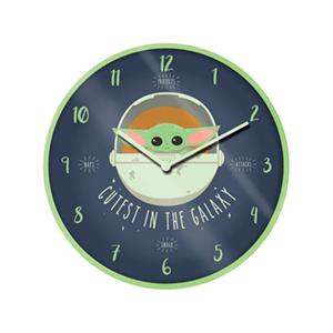 Reloj de Pared Star Wars The Mandalorian