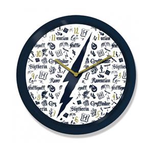 Reloj de Pared Harry Potter Infographic