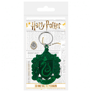 Llavero de Metal Harry Potter: Slytherin