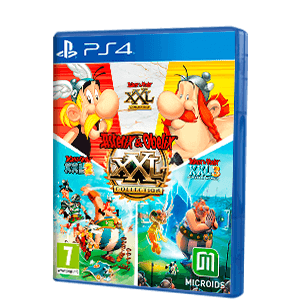 Asterix & Obelix Trilogix XXL