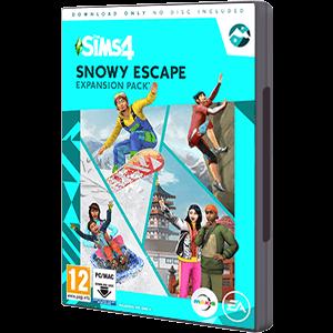 Los Sims 4: Escapada en la Nieve