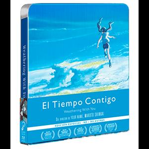 El Tiempo Contigo - Edición Steelbook