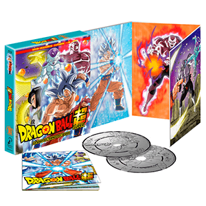 Dragon Ball Super Box 10 Edición Coleccionista