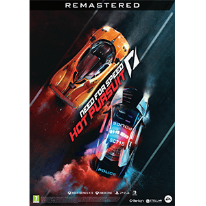 Need for Speed Hot Pursuit Remastered - póster