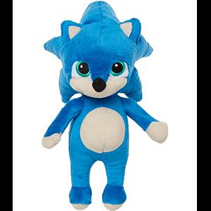 Peluche Sonic Baby 18cm
