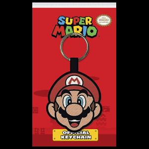 Llavero de Tejido Nintendo: Mario