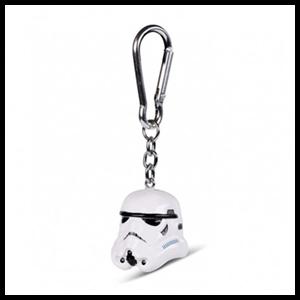 Llavero de Poliresina Star Wars: Stormtrooper