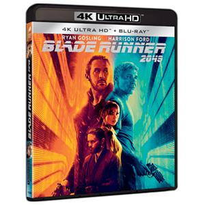 Blade Runner 2049 4K + BD