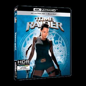 Tomb Raider 4K + BD